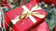 Display of Christmas gifts - Visit Britain