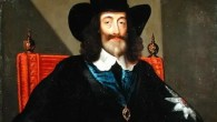 Charles I at his trial
