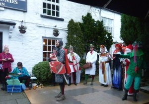 Lyth Valley Wassail and Mummers Play - Contrary Life