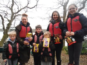 Canoe Easter Egg Hunt 2018 - New Forest Activities