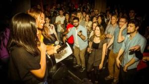 Hip Hop Karaoke at Queen of Hoxton, Shoreditch