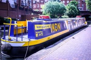 Ikon Slow Boat, Looping the Loop - Birmingham events 2018
