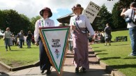 Join the Suffragettes at Beamish for International Women's Day