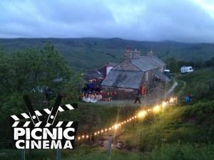 Picnic Cinema 2018 - Withnail & I - Sleddale Hall