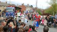 Enjoy traditional Spring celebrations with the Gawthorpe Maypole