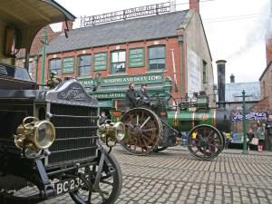 Great War Steam Fair at Beamish Museum 2018