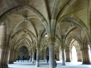 Contrary Life - Glasgow city guide - Cloisters
