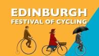 A festival of cycling in Edinburgh