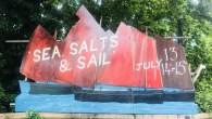 A maritime festival in Mousehole
