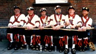 World Record Morris Dancing at Norfolk's Potty Festival