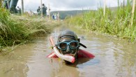 Bog snorkelling, belly flopping and hay bale tossing at the World Alternative Games