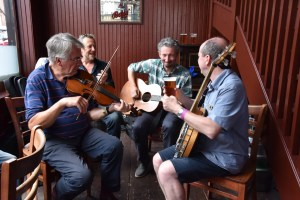 Broadstairs Folk Week 2018 - pub gigs