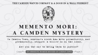 Experience an immersive Victorian murder mystery in Camden
