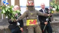 Scotland's Burryman