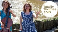 The oldest boat race and music under the river with Totally Thames