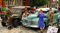 Get into the swing of things at Lytham's 1940s weekend