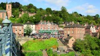 Heritage, art and music at Ironbridge Gorge festival
