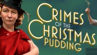 Catch a seasonal caper with Crimes of the Christmas Pudding