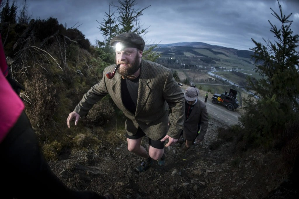 Mighty Deerstalker 2019 - Rat Race