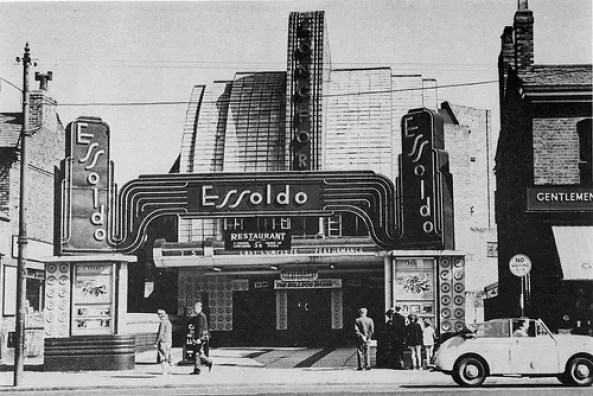 1960 - Essoldo Cinema Stretford - longfordcinema.co.uk