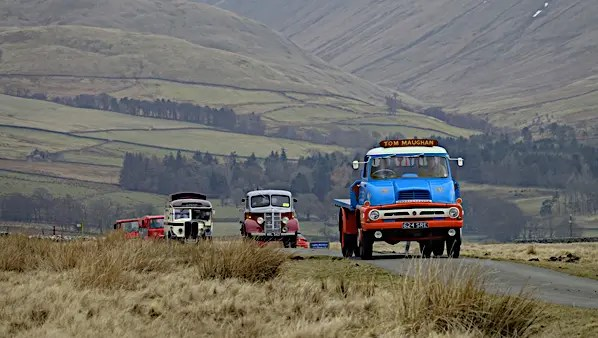 Cumbria Easter Rally