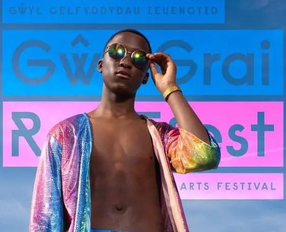 RawFfest GwylGrai Fashion Show