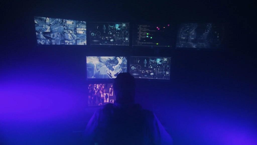 Spy City immersive theatre