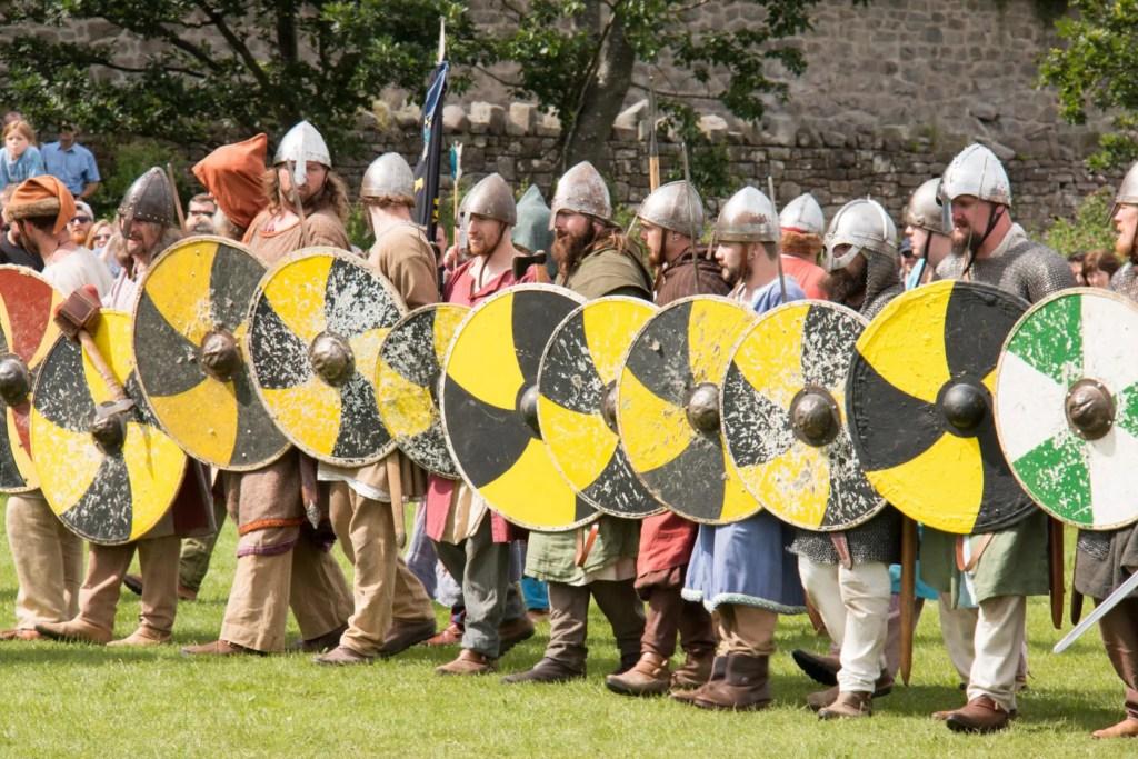Heysham Viking Festival 2019 - Lancashire events
