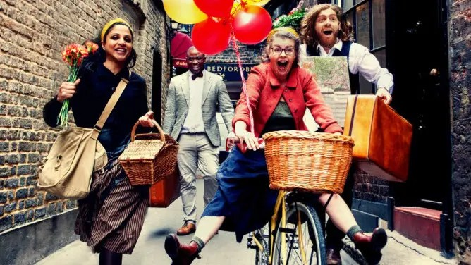 80 Days: A Real-World Adventure - Underbelly London