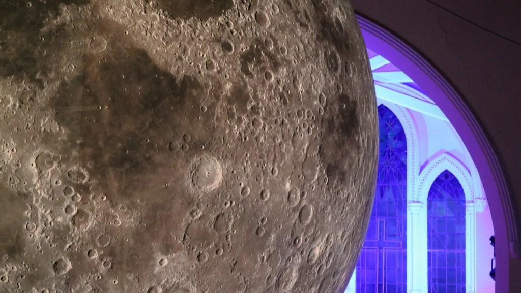 Museum of the Moon (c) Luke Jerram