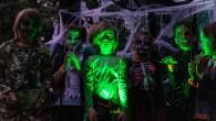 Halloween at Go Ape