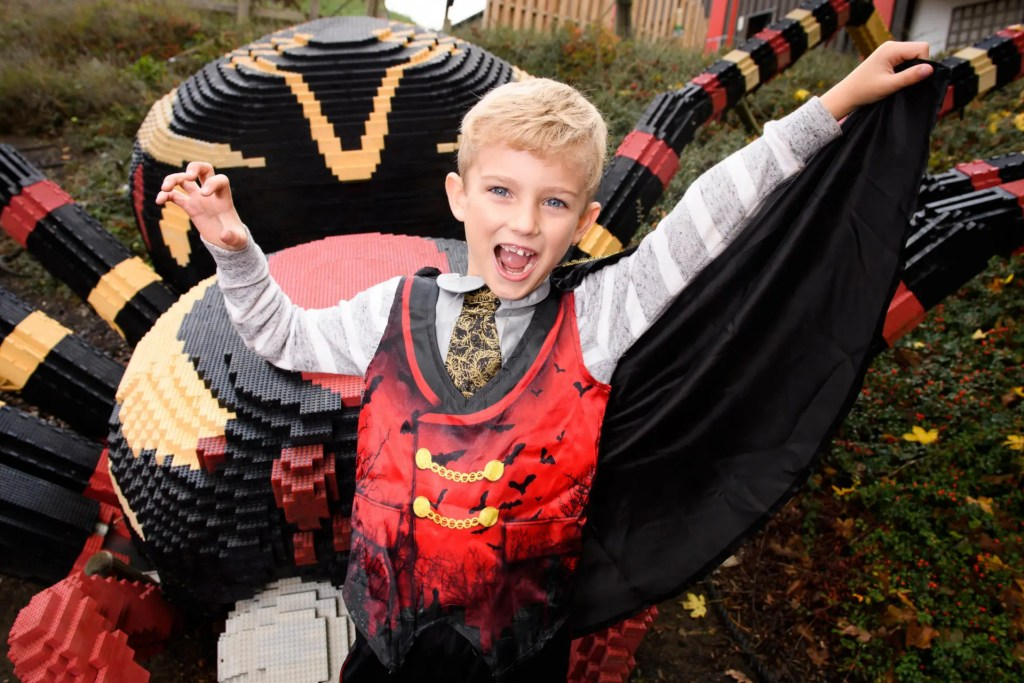 Lord Vampyre's Brick or Treat at LEGOLAND Windsor