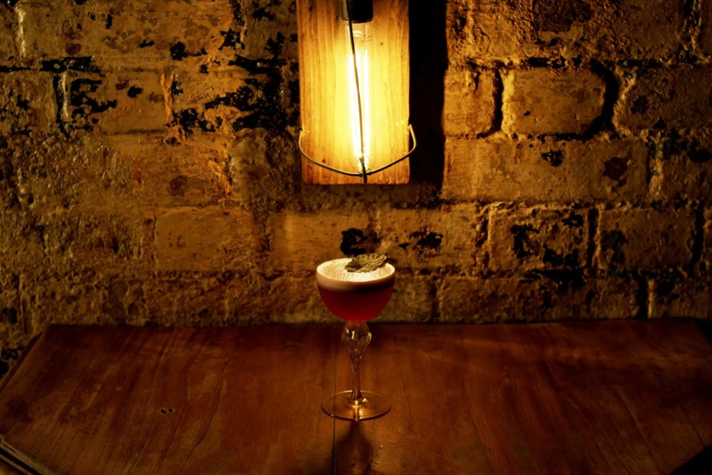 Enjoy a Saucy Jack the Ripper drink