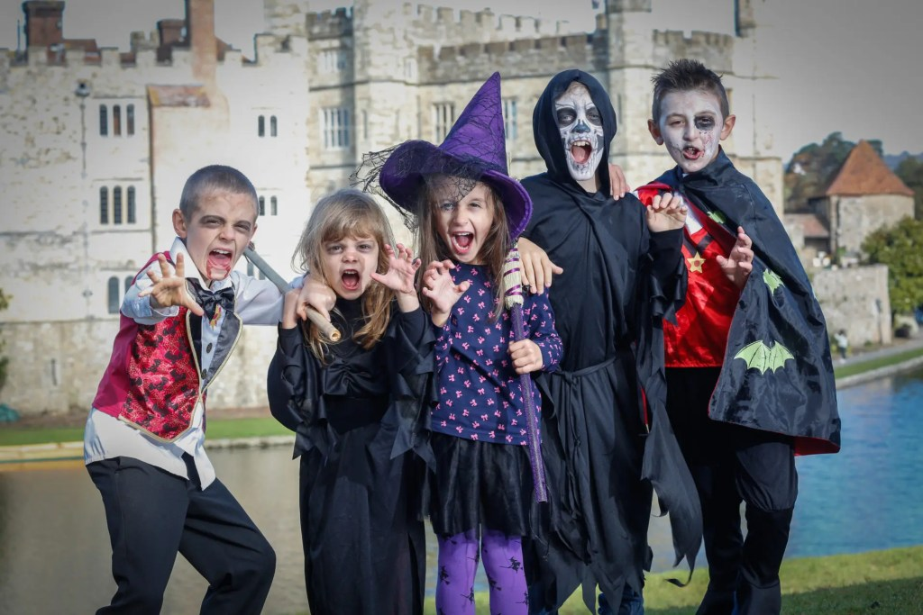 Leeds Castle Witches and Wizards Academy