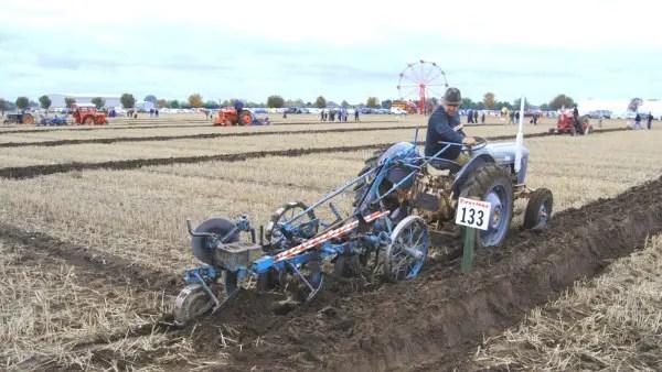 British National Ploughing Championships 2019