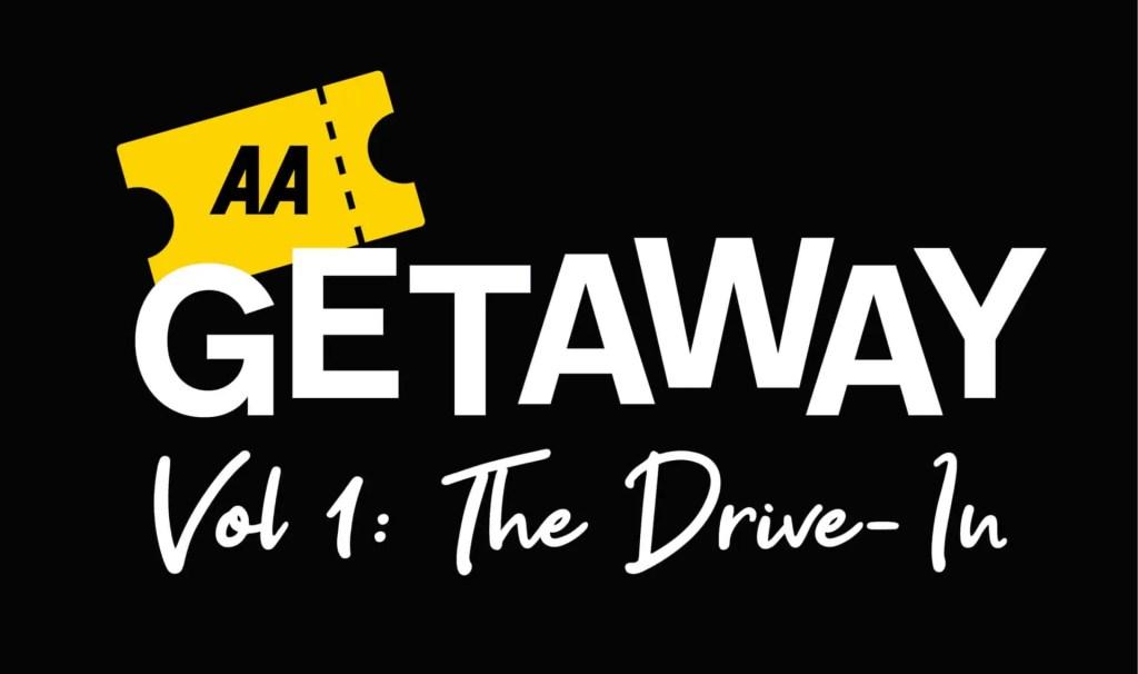 AA Getaway - The Drive-In