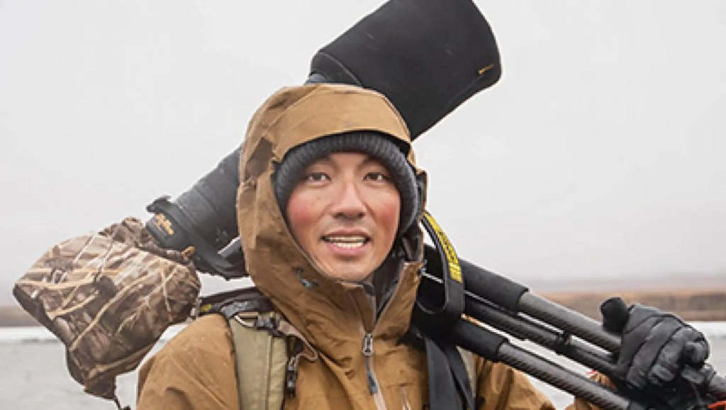 Award-winning Arctic photographer Kiliii Yuyan
