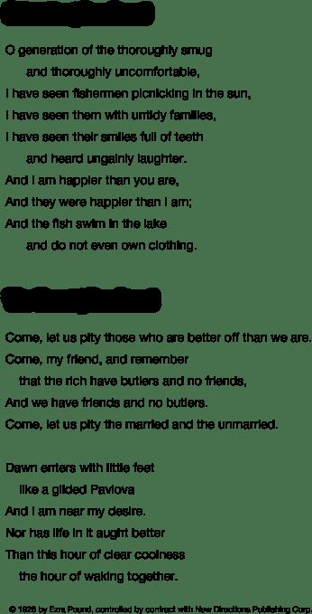 Poems For The Revolution