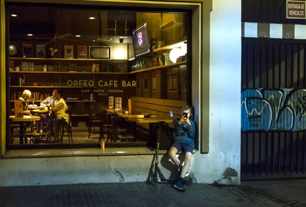 Sevilla de noche premio