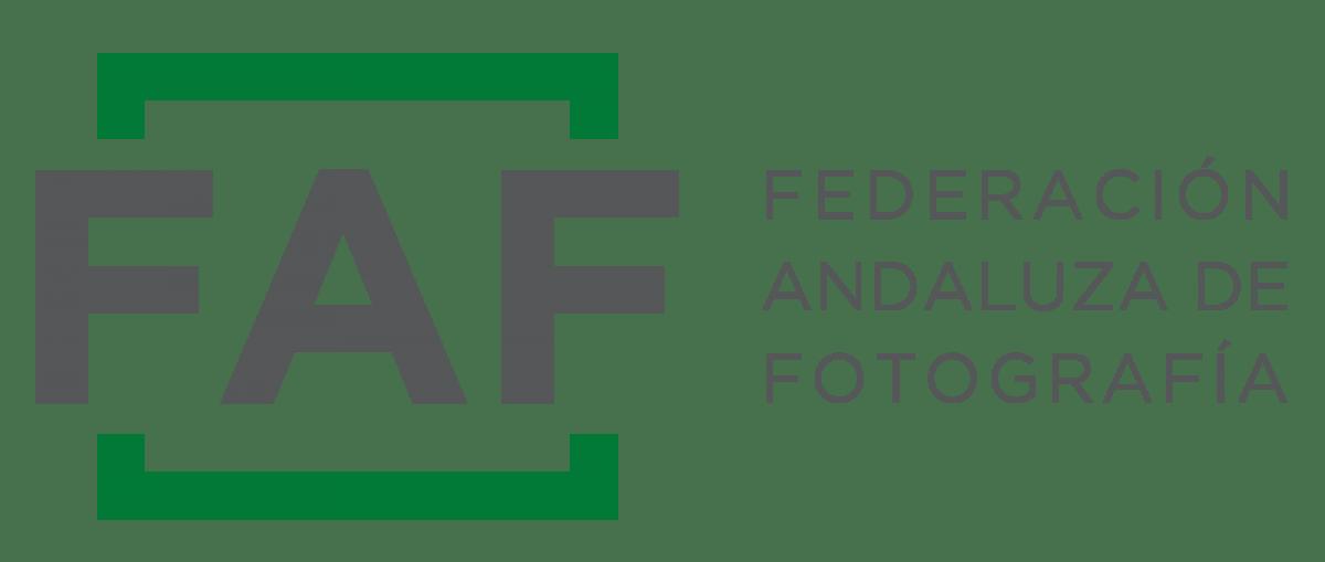 Logo de la Federación Andaluza de Fotografía