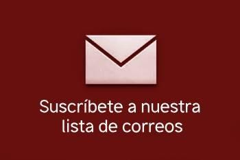 suscripción a lista de correos