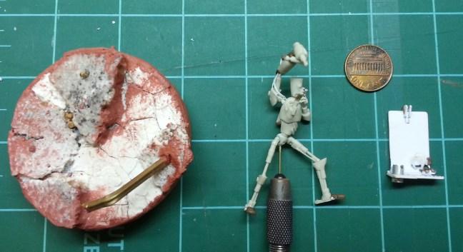 Arthur project log From Contrast Miniatures by Matt DiPIetro