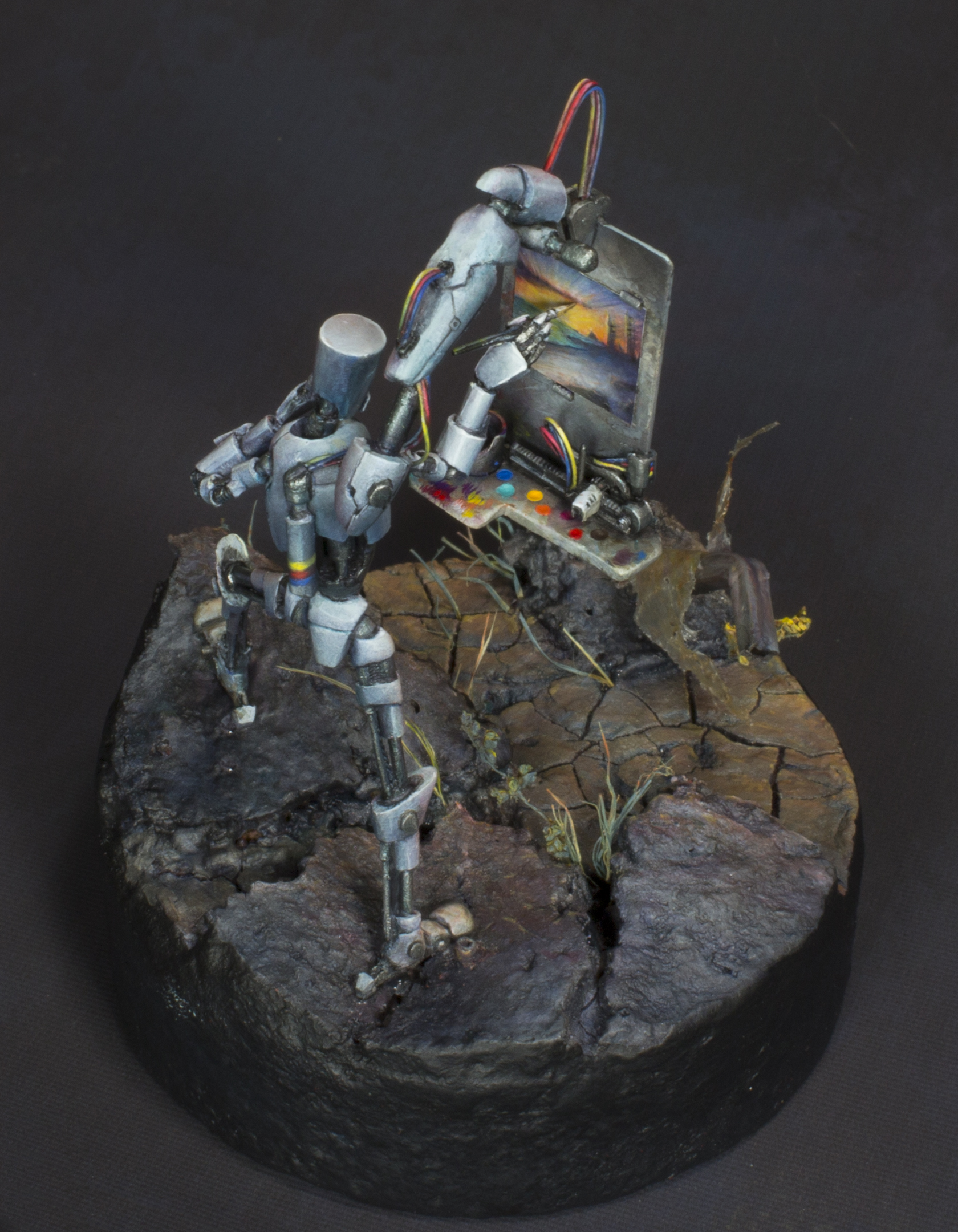 Commission Painting Services – Contrast Miniatures