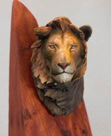 Be a Lion_Fine art Quality_2016_by Matt DiPietro_Contrast Miniatures (4)