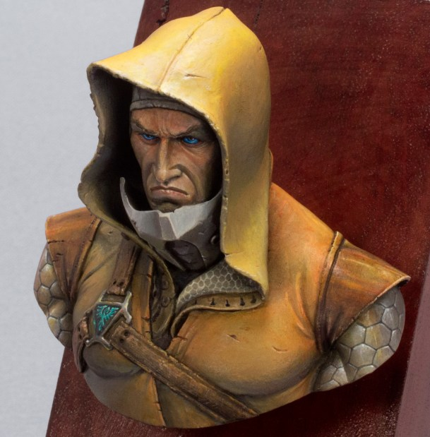 Freman of DuneFine art Quality_2016_by Matt DiPietro_Contrast Miniatures