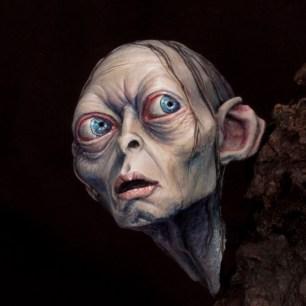 Gollum_Fine art Quality_2016_by Matt DiPietro_Contrast Miniatures