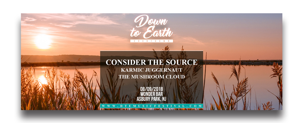 DTE Countdown w/ Consider the Source