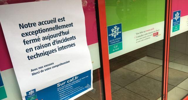 France 2017 La Caf Ferme Temporairement Car Il N Y A Pas De