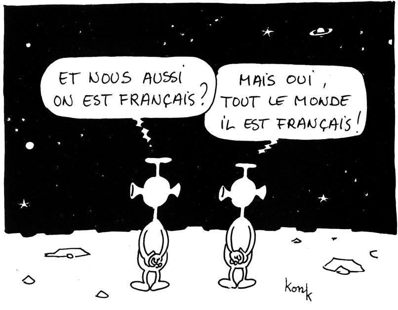 """Résultat de recherche d'images pour """"konk tout le monde il est français"""""""