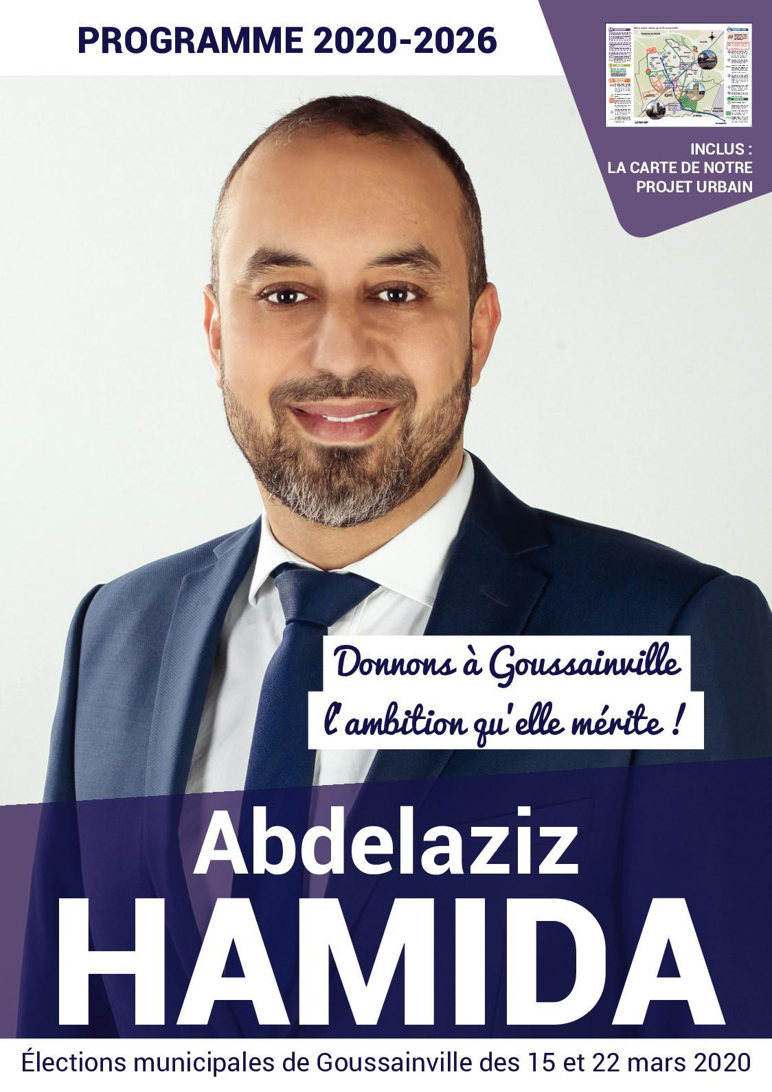 Goussainville : Le candidat communautaire, probablement fiché S pour radicalisme islamique, élu maire de la ville
